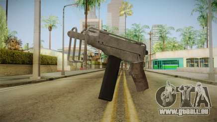 GTA 5 DLC Bikers Weapon 4 für GTA San Andreas