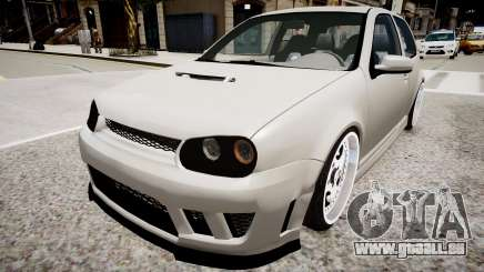 Volkswagen Golf EA v.2 pour GTA 4