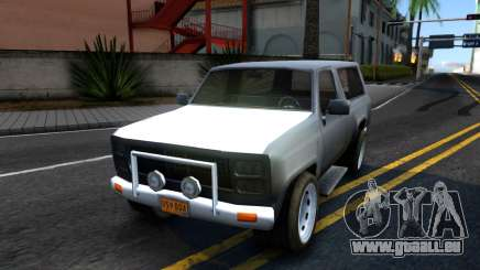 Land Roamer Driver Parallel Lines pour GTA San Andreas