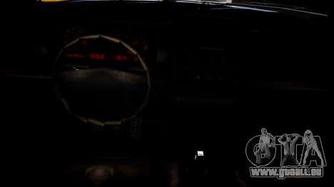 GTA 5 Canis Seminole pour GTA 4 est une vue de l'intérieur