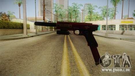 Deadshot Style AP Pistol für GTA San Andreas