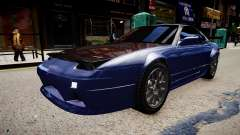 Nissan 240SX Light Tuning