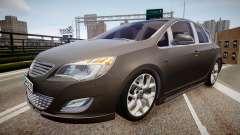 Opel Astra Senner pour GTA 4