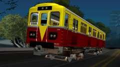 Wagon Typ ECA 009