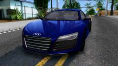 Audi R8 5.2 FSI quattro 2010 für GTA San Andreas