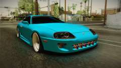Toyota Supra Stance pour GTA San Andreas