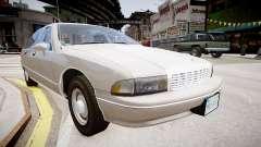 Chevrolet Caprice Civilian 1991