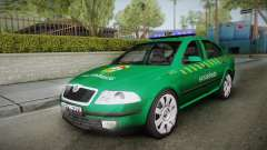 Skoda Superb Border Patrol
