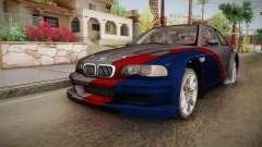 NFS: MW - BMW M3 GTR (E46) Hidden Vinyl Version