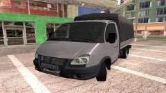 Gazelle Turbo diesel pour GTA San Andreas