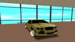 Bentley Continental pour GTA San Andreas