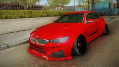 BMW M4 Liberty Walk für GTA San Andreas