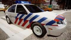Volkswagen bora police