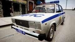 VAZ 2105 Polizei