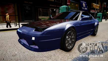 Nissan 240SX Light Tuning pour GTA 4