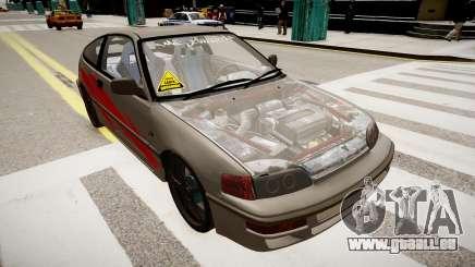 Honda CRX 1992 für GTA 4