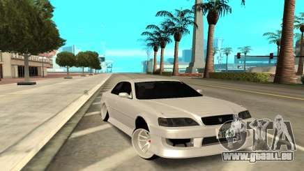 Toyota Cresta JZX100 pour GTA San Andreas
