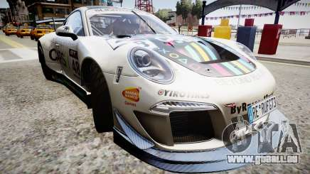 Porsche 911 GT3 Project CARS für GTA 4