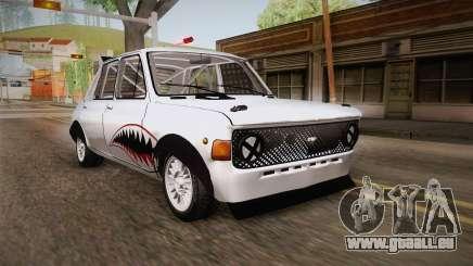 Zastava 1100 Shark pour GTA San Andreas