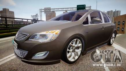 Opel Astra Senner pour GTA 4