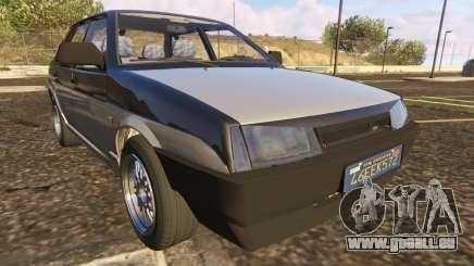 VAZ-21099 für GTA 5