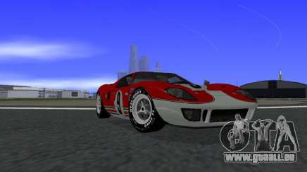 Ford GT40 pour GTA San Andreas