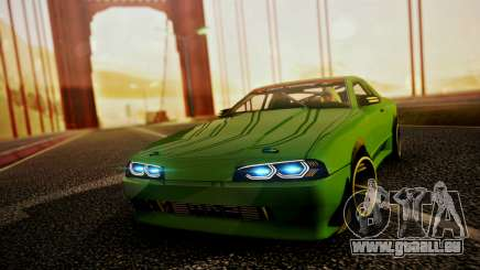 Elegy Hellcat 2.0 pour GTA San Andreas