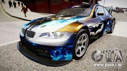 BMW M3 GT2 Ultimate Drift pour GTA 4