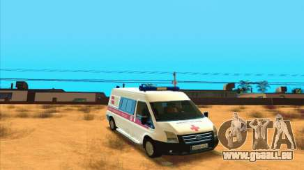 Ford Transit Ambulance pour GTA San Andreas