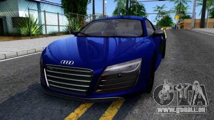 Audi R8 5.2 FSI quattro 2010 pour GTA San Andreas