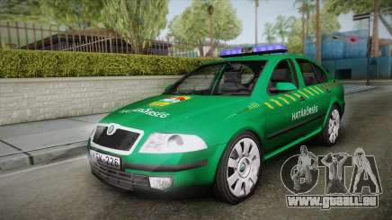 Skoda Superb Border Patrol für GTA San Andreas