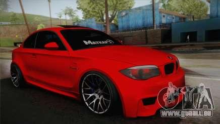 BMW M1 E82 für GTA San Andreas