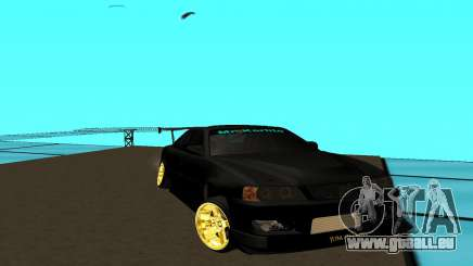Toyota Chaser JZX 100 für GTA San Andreas