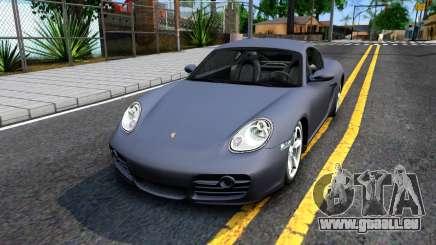 Porsche Cayman S 2005 für GTA San Andreas