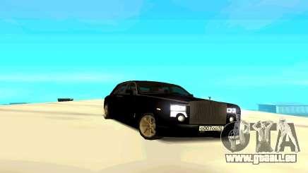 Rolls-Royce pour GTA San Andreas