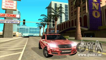 Mercedes-AMG pour GTA San Andreas