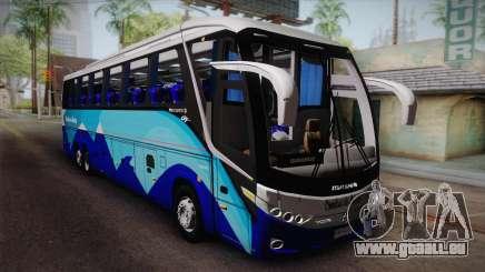 Volvo Omnibus de Mexico für GTA San Andreas