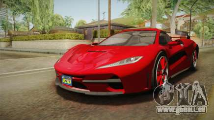 GTA 5 Progen Anubis für GTA San Andreas