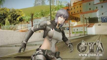 Ghost in the Shell - Motoko Kusanagi pour GTA San Andreas