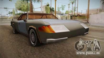 Declasse Shark pour GTA San Andreas