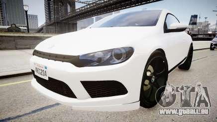 Volkswagen Scirocco Mk.III '08 Tune Final für GTA 4
