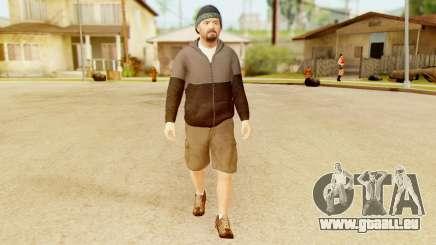 GTA 5 Michael Hoody für GTA San Andreas