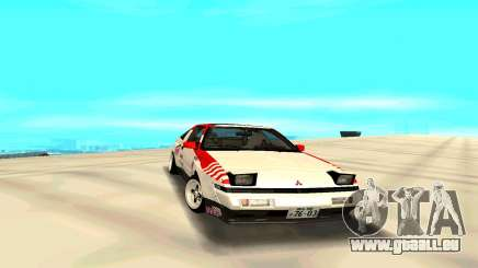 Mitsubishi STARION für GTA San Andreas