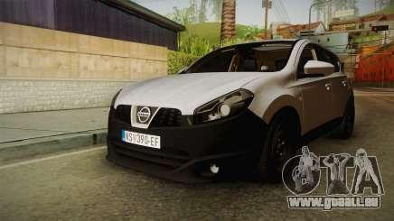 Nissan Qashqai für GTA San Andreas