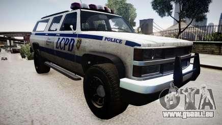Declasse Police Ranger pour GTA 4