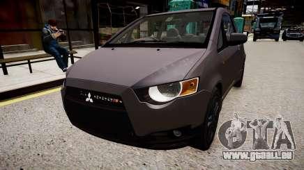 Mitsubishi Colt Ralliart v2.0 für GTA 4