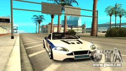 Aston Martin pour GTA San Andreas