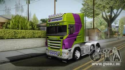 Scania R620 Malaysia Airlines pour GTA San Andreas