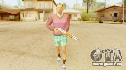 GTA 5 Trevor Fashion für GTA San Andreas