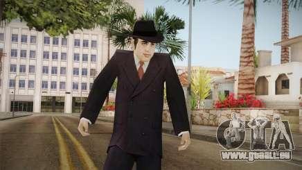 Al Capone Low Poly für GTA San Andreas